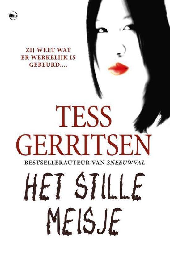 Rizzoli & Isles 9 - Het stille meisje - Tess Gerritsen   Fthsonline.com
