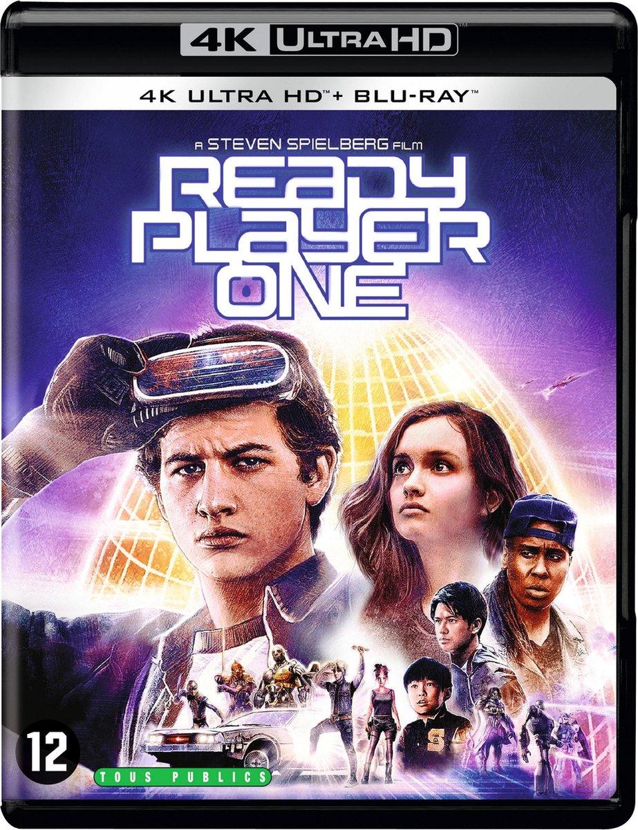 Ready Player One (4K Ultra HD Blu-ray)-