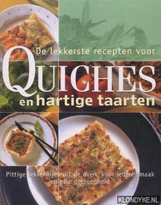 De lekkerste recepten voor quiches en hartige taarten - M. Szwillus  
