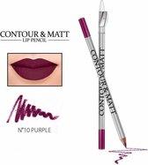 REVERS® Contour & Matt Lip Pencil #10 Purple