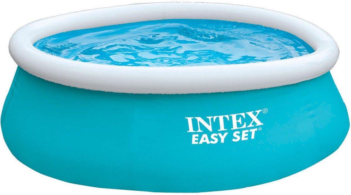 Intex Easy Set Rond 244CM x 76 CM hoog (Zonder Pomp)