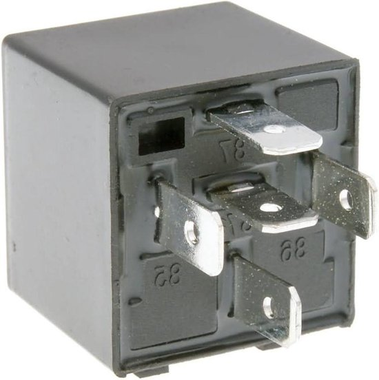 Carpoint 12V Relais 5 Pin 30A
