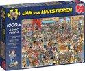 Jan van Haasteren NK Puzzelen puzzel - 1000 stukjes