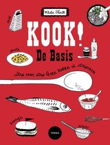 Boek cover Kook ! De basis van Keda Black (Hardcover)