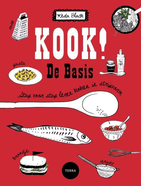 Kook ! De basis - Keda Black pdf epub
