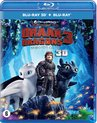 Hoe Tem Je Een Draak 3 (How To Train Your Dragon 3)(3D Blu-ray)