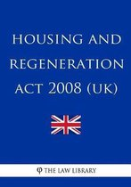 Housing and Regeneration Act 2008 (UK)