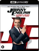 Johnny English - Strikes Again (4K Ultra Blu-ray)