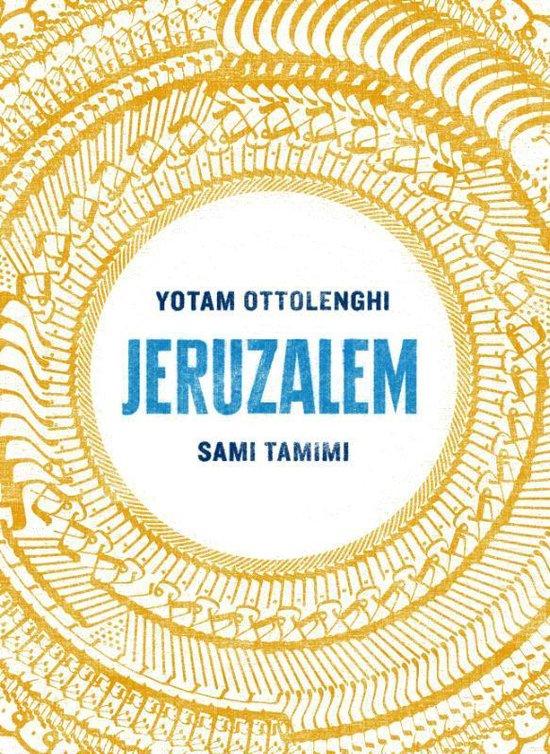 Boek cover Jeruzalem van Yotam Ottolenghi (Hardcover)