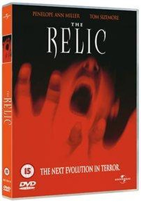 Cover van de film 'The Relic'