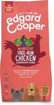 Edgard & Cooper Verse scharrelkip & Noorse zalm Adult - Hondenvoer - 7kg