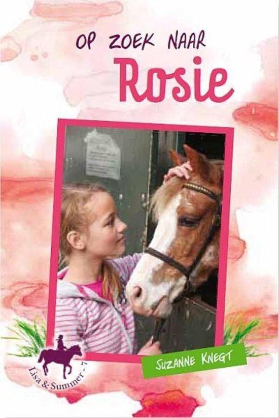 Op zoek naar Rosie - Suzanne Knegt  