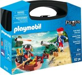 PLAYMOBIL Pirates Piraten Draagkoffer