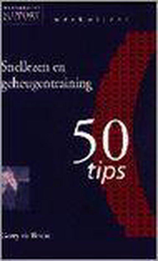 Snellezen & geheugentraining werkwijzer 50 tips