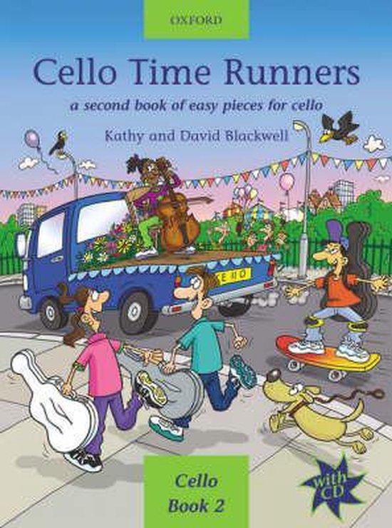 Afbeelding van Cello Time Runners + CD