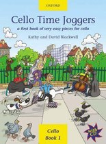 Afbeelding van Cello Time Joggers + CD
