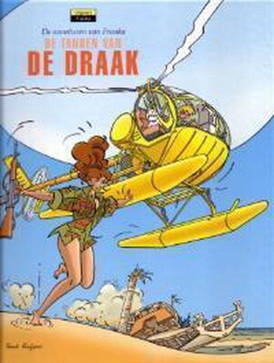 Franka hc07. de tanden van de draak - Henk Kuijpers |
