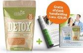 30 - Daagse Detox afslank kuur capsules met gratis handleiding.| Pakket deal!
