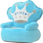 Kinderstoel Prins Blauw / Kinderstoeltje Prins / Kinder stoel Fauteuil Prins