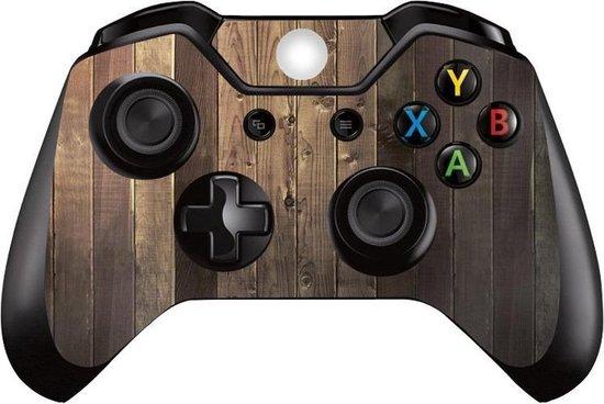 2 Xbox Controller Sticker | Xbox Controller Skin | Wood | Xbox Controller Hout Skin Sticker | 2 Controller Skins