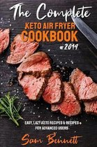 The Complete Keto Air Fryer Cookbook #2019