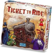 Afbeelding van Ticket to Ride USA - Bordspel speelgoed
