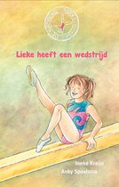 Boek cover De Radslag reeks  -   Lieke heeft een wedstrijd van Ineke Kraijo
