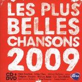 Les Plus Belles  Chansons 2009 - Cd + Dvd