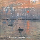 Easy Studies For Guitar Volume 2