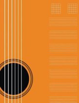 Guitar Tab Music Book