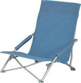 Eurotrail Campingstoel / strandstoel St. Tropez - Blauw