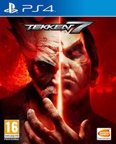 Tekken 7: Fated Retribution - PS4
