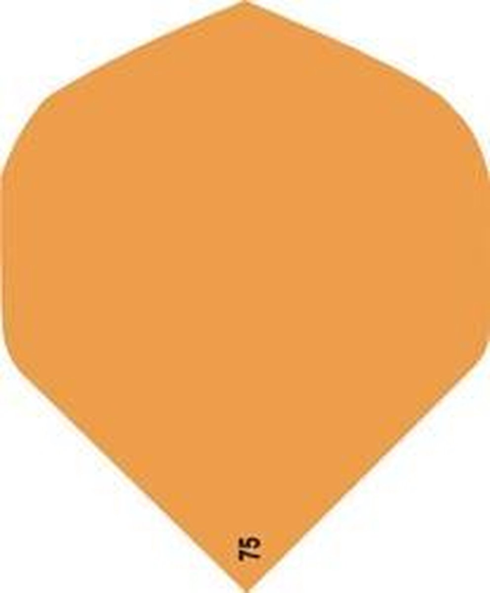 ABC Darts 15 sets oranje dartflights