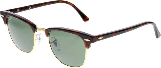 Ray-Ban RB3016 W0366 Clubmaster (Classic) zonnebril - 49mm