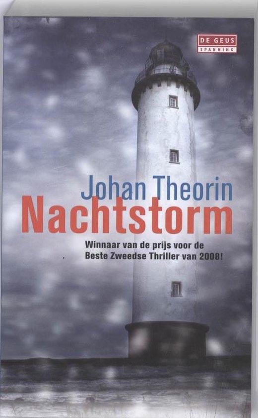 Nachtstorm - Johan Theorin   Fthsonline.com