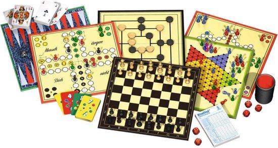 Afbeelding van het spel Die grose Spielesammlung