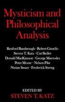 Boek cover Mysticism and Philosophical Analysis van Steven T Katz