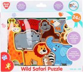 Playgo Puzzel Safari