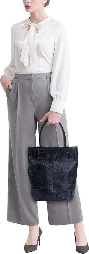Zebra Trends Natural Bag Kartel - Snake Black - Zebra trends