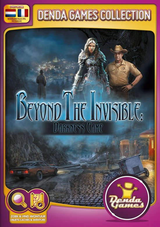 Beyond the Invisible 2 - Darkness Came