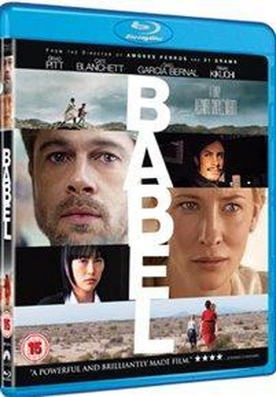 Cover van de film 'Babel'