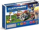 Clicformers Creative Master Set - 230 onderdelen - Bouwset