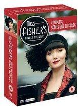 Miss Fisher'S Murder Mysteries S1-3