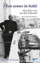 Boek cover Een zomer in Italië van Rik Felderhof (Hardcover)