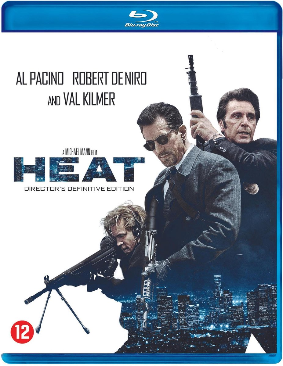 Heat (Blu-ray) - Movie