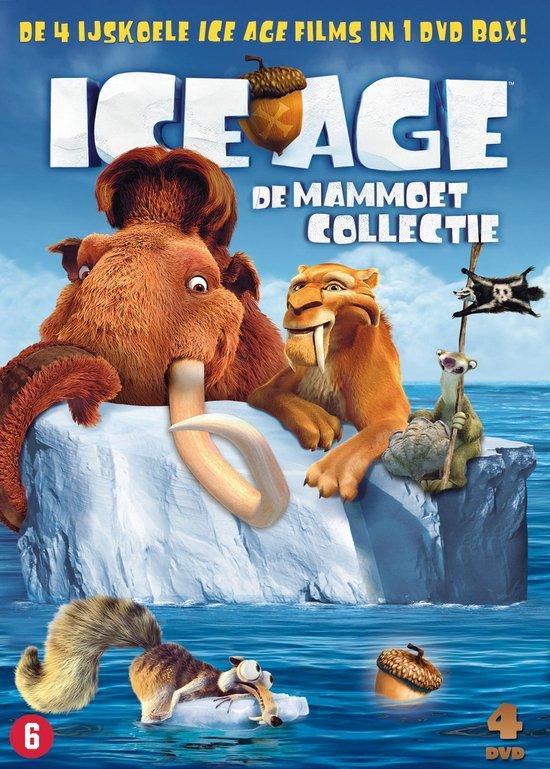 Ice Age 1 t/m 4: De Mammoet Collectie