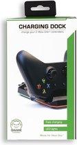 Qware Dual Charger oplaadstation voor twee controllers - Geschikt voor de Xbox One |XB1-7000BL
