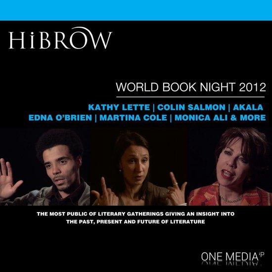 Boek cover HiBrow: World Book Night 2012 van Rupert Everett (Onbekend)