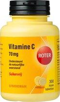 Roter Vitamine C Suikervrij - Voedingssupplement - 300 kauwtabletten