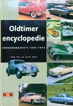Oldtimer encyclopedie personenauto's 1945-1975